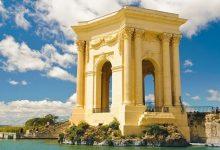 « Chateau d'eau de la Place royale du Peyrou »
