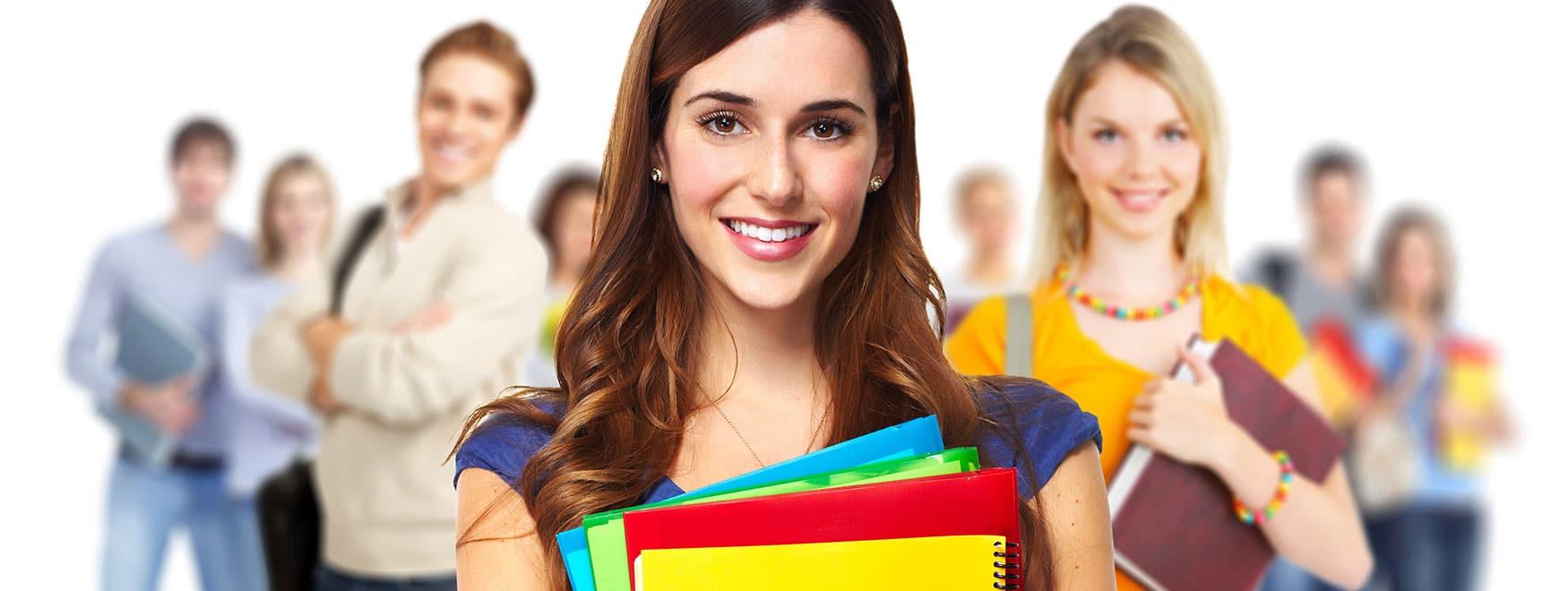 Estudiantes que encontrará en nuestra Escuela de Francés en Montpellier