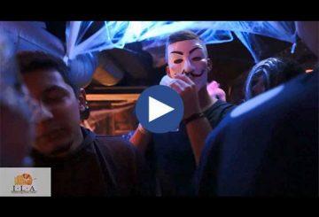 ILA Halloween Party