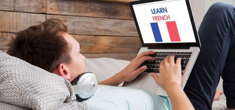 ¿Cómo puedo aprender francés desde casa?