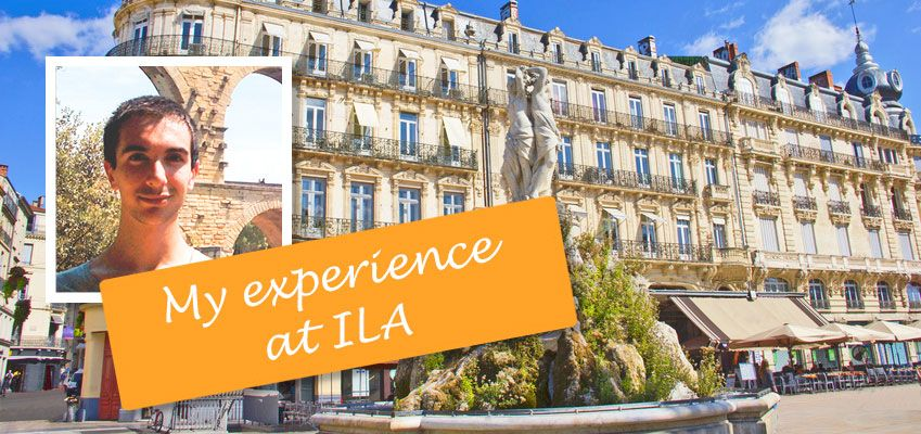 Aprender francés: Inmersión lingüística en Montpellier, de Daniel (España)