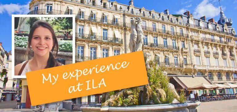 Mi Inmersión Lingüística en ILA Montpellier, de Carolina (Colombia)