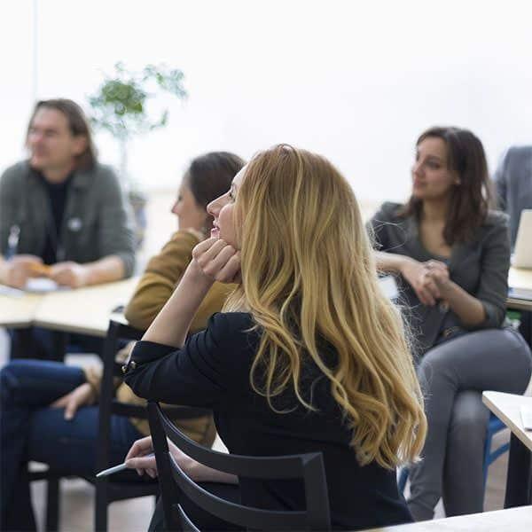 Adultos: Aprender Francés en Montpellier, Francia