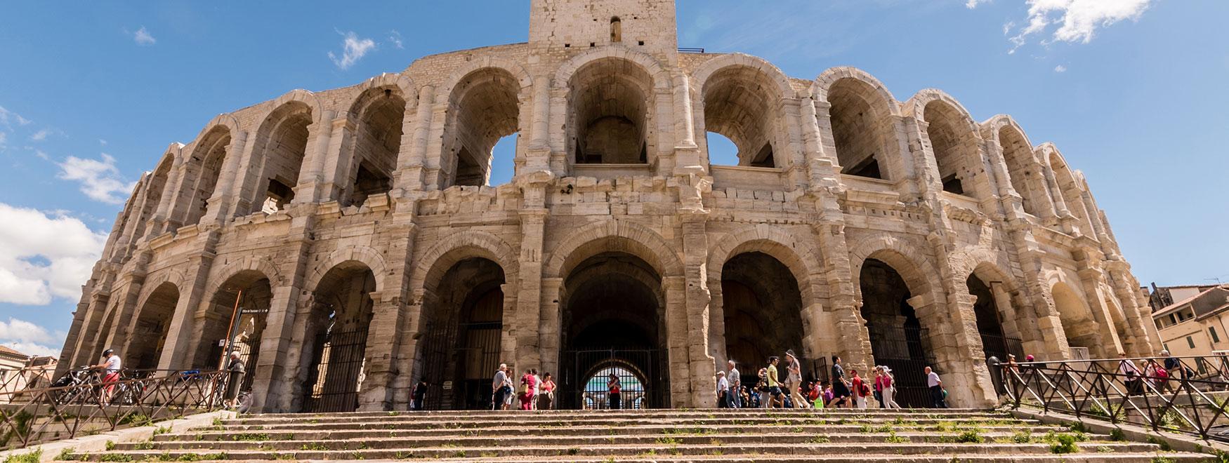 Excursión a Arles