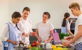 Curso Estándar de Francés + Curso de Cocina Francesa en Francia