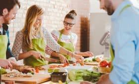 Curso Estándar de Francés + Curso de Cocina Francesa en Montpellier